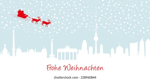 Christmas Card Berlin