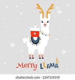 Christmas Reindeer Scrapbook Cut File Cute Clipart - Cute Christmas  Reindeer Clipart - Free Transparent PNG Clipart Images Download