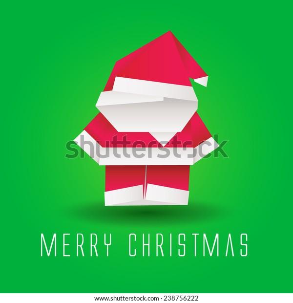 Santa Claus Christmas Origami | How To Make An Easy Origami Santa ... | 620x600