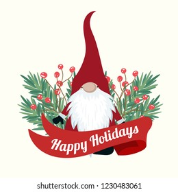Christmas Gnomes Clipart.Christmas Gnome Images Stock Photos Vectors Shutterstock