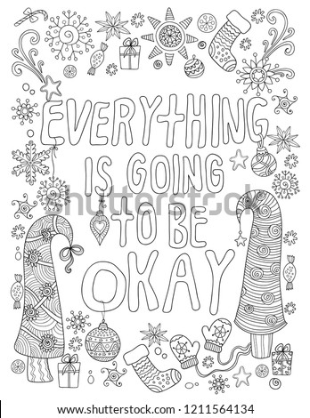 The Best Quotes About Everything Being Okay