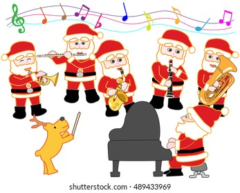 Funny Orchestra Images Stock Photos Vectors Shutterstock