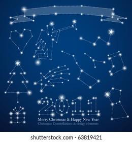 christmas constellations