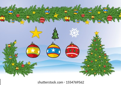 Christmas decoration collection - Imagen