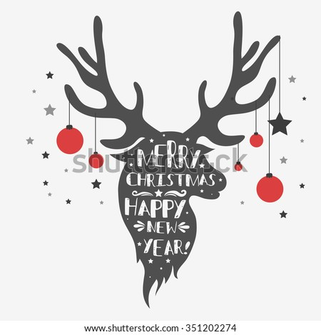 merry christmas and happy new year quote