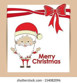 christmas design over pink background vector illustration