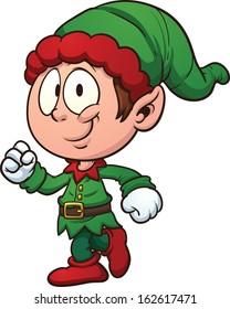 Cartoon Elf Images, Stock Photos & Vectors | Shutterstock
