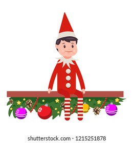 Roi and roi m rank - Christmas elf on the shelf wallpaper ...