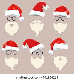 christmas festive graphic card design 1.