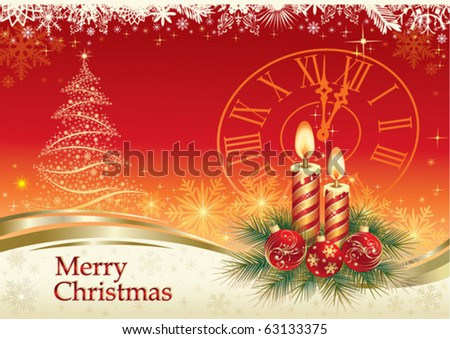 Christmas greeting card stock vector royalty free 63133375 christmas greeting card m4hsunfo
