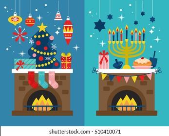 Christmas Hannakah.Christmas Hanukkah Images Stock Photos Vectors Shutterstock