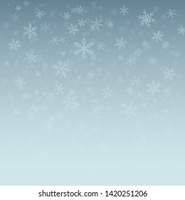 Christmas and happy new year eve background vector