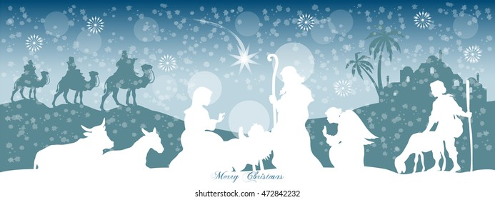 Christmas Header Background