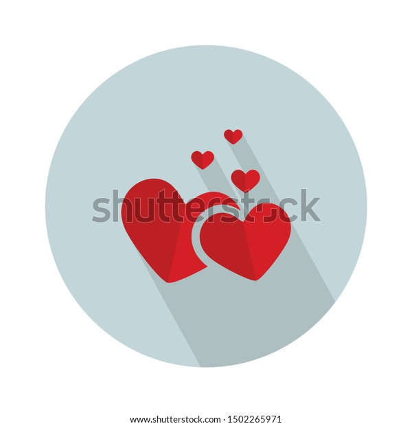 christmas hearts Icon - From web, universal and Miscellaneous Icons set