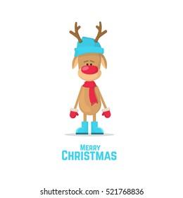 Royalty Free Cartoon Reindeer Images Stock Photos Vectors