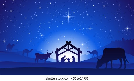 Image result for image of nativity