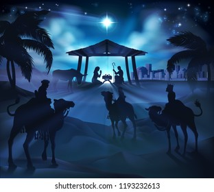 Religious Christmas Images.Religious Christmas Images Stock Photos Vectors