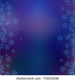 christmas and new year greeting card, vector illustration clip-art