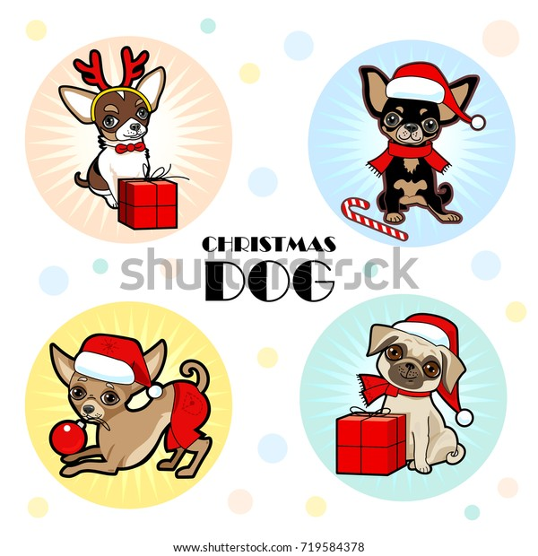 Personalised Happy Christmas StickersSanta ClausHappy New YearLabels