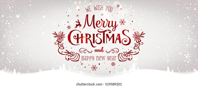 Christmas Card Images, Stock Photos & Vectors | Shutterstock