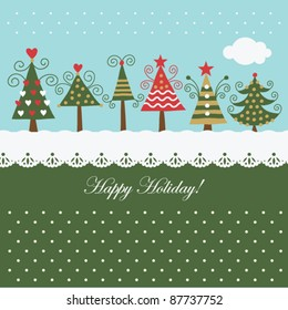Yuletide season greetings stock images royalty free images christmas and new years card m4hsunfo