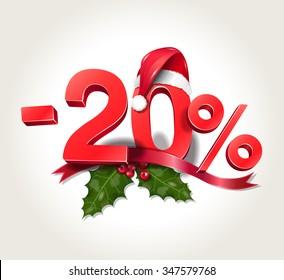 Christmas Sale -20%