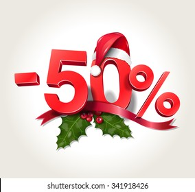 Christmas Sale - 50 %