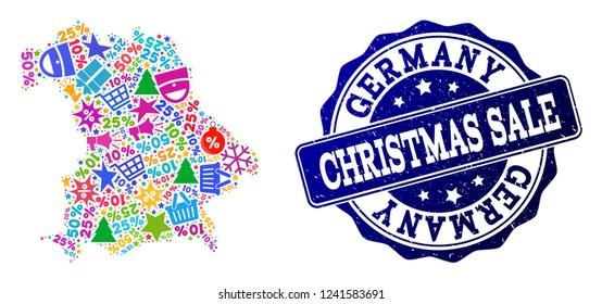 Map Of Germany For Sale.Imagenes Fotos De Stock Y Vectores Sobre Stamp Map Germany