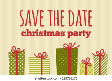 Christmas Save The Date Clipart.Imagenes Fotos De Stock Y Vectores Sobre Save The Date