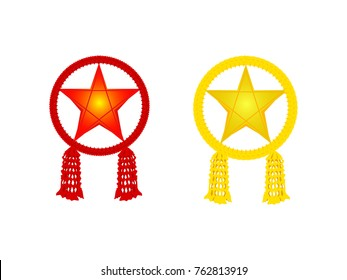 Christmas Star Lanterns