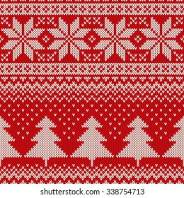 Christmas Sweater Pattern.Christmas Sweater Pattern Images Stock Photos Vectors