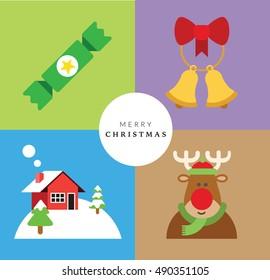Christmas Tags Set VI