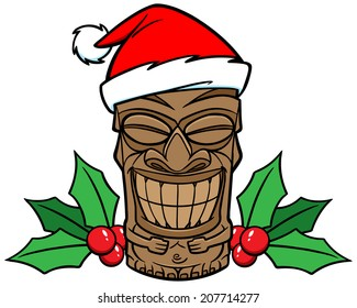 Christmas Tiki