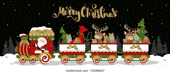 Christmas Train.Christmas Train Images Stock Photos Vectors Shutterstock