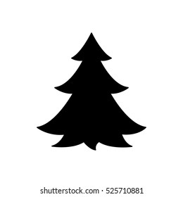 Black And White Image Christmas Tree Images Stock Photos Vectors