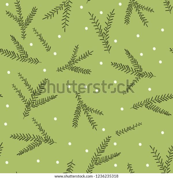 christmas tree pattern background winter 600w 1236235318