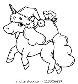 Unicorn Colouring Book Images, Stock Photos & Vectors ...