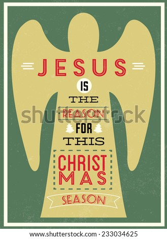 christmas vintage poster christmas poster with jesus is the reason for this christmas season quote
