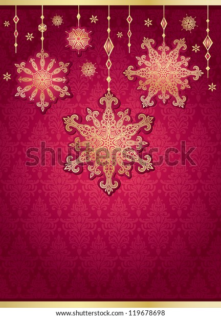 Christmas Wallpaper Texture Stock Image Download Now