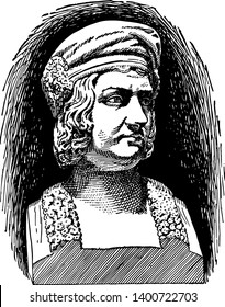 Christopher Columbus 1451 to 1506 he was an Italian explorer navigator first governor of the Indies and colonizer who discovered route to the Americas while in search of the Indies vintage