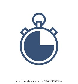 Chronometer Icon for Graphic Design Projects