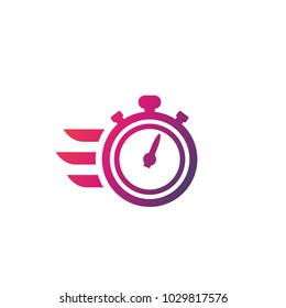 chronometer, timer icon