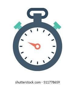 Chronometer Vector Icon