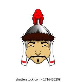 Chubby Warriors - Mongolian Head Edition.