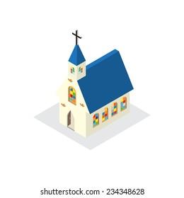 Church Building Images, Stock Photos & Vectors | Shutterstock