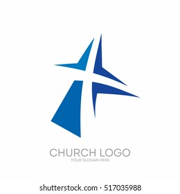 Church logo.