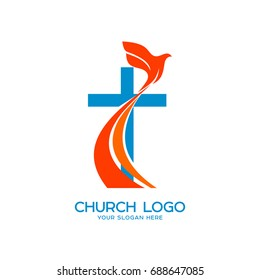 Holy Spirit Logo Images, Stock Photos & Vectors | Shutterstock