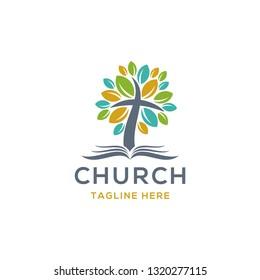 Church Logo Images, Stock Photos & Vectors | Shutterstock
