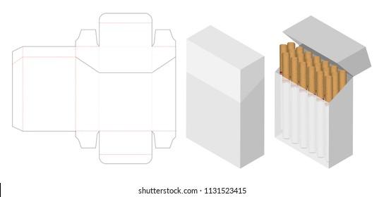 Cigarette Box Images, Stock Photos & Vectors | Shutterstock