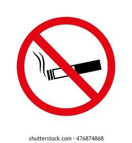 cigarette no warning forbidden